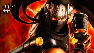 Ninja Gaiden Sigma Plus (PSVita) [HD 1080P 60FPS] Walkthrough Part 1