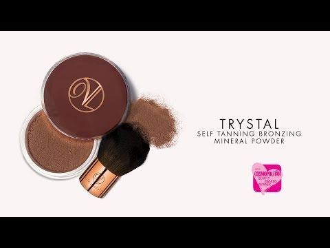 Trystal Minerals Self Tan Bronzing Powder