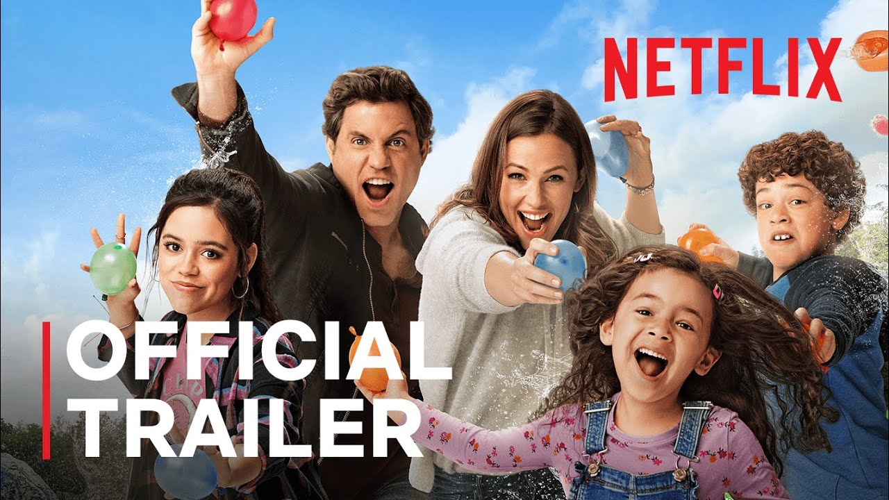Download Yes Day starring Jennifer Garner | Official Trailer | Netflix