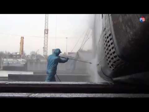 Dokking & Inspectie's PS Marine Coatings doet het.