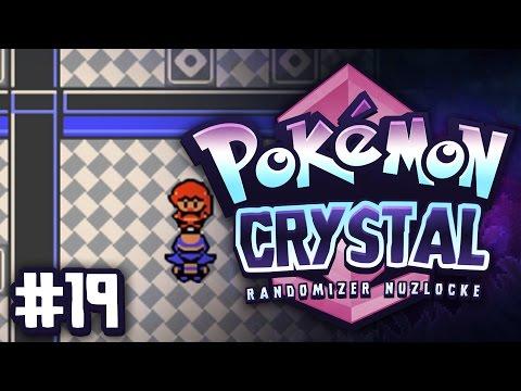 """""""NEW REGION NEW TEAM"""" Pokemon Crystal Randomizer Nuzlocke w/NightCrow"""