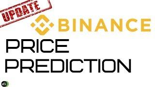 BINANCE (BNB) PRICE PREDICTION - UPDATED
