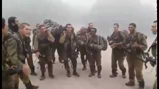 Israeli Soldier Chanting - Ambaw Jalye አምባው ጃልየ