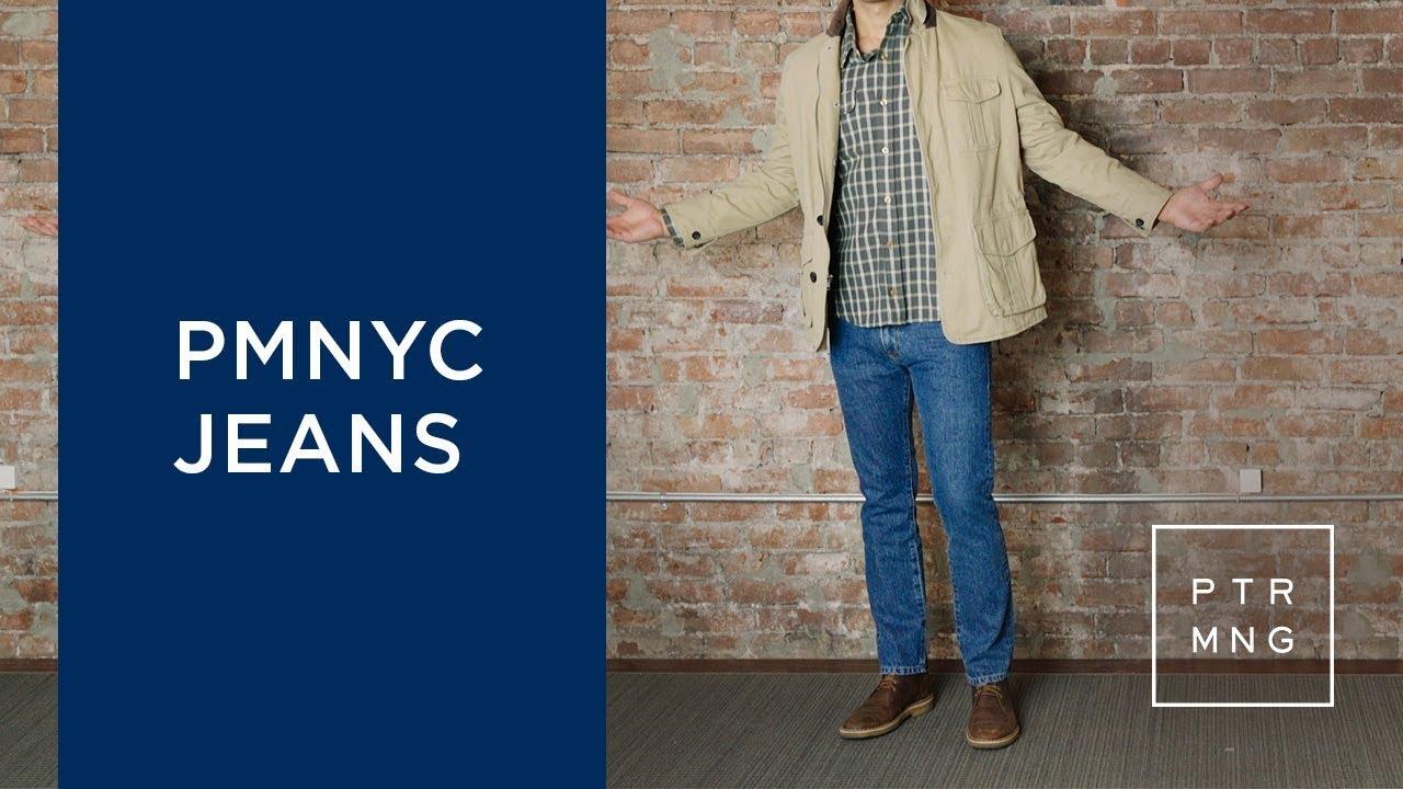 5ef1971d58dd Jeans for Shorter Men: The Ultimate Guide – Peter Manning NYC