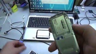 Прошивка Samsung SGH-E250 через программатор UFS HWK Micro