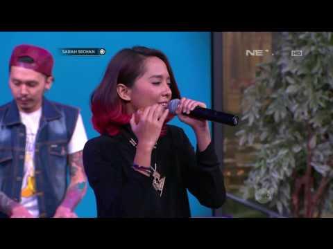 Lala Karmela - Matahari  ( Live at Sarah Sechan NET )