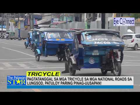 The Palawan Star News TRICYCLE mov mov