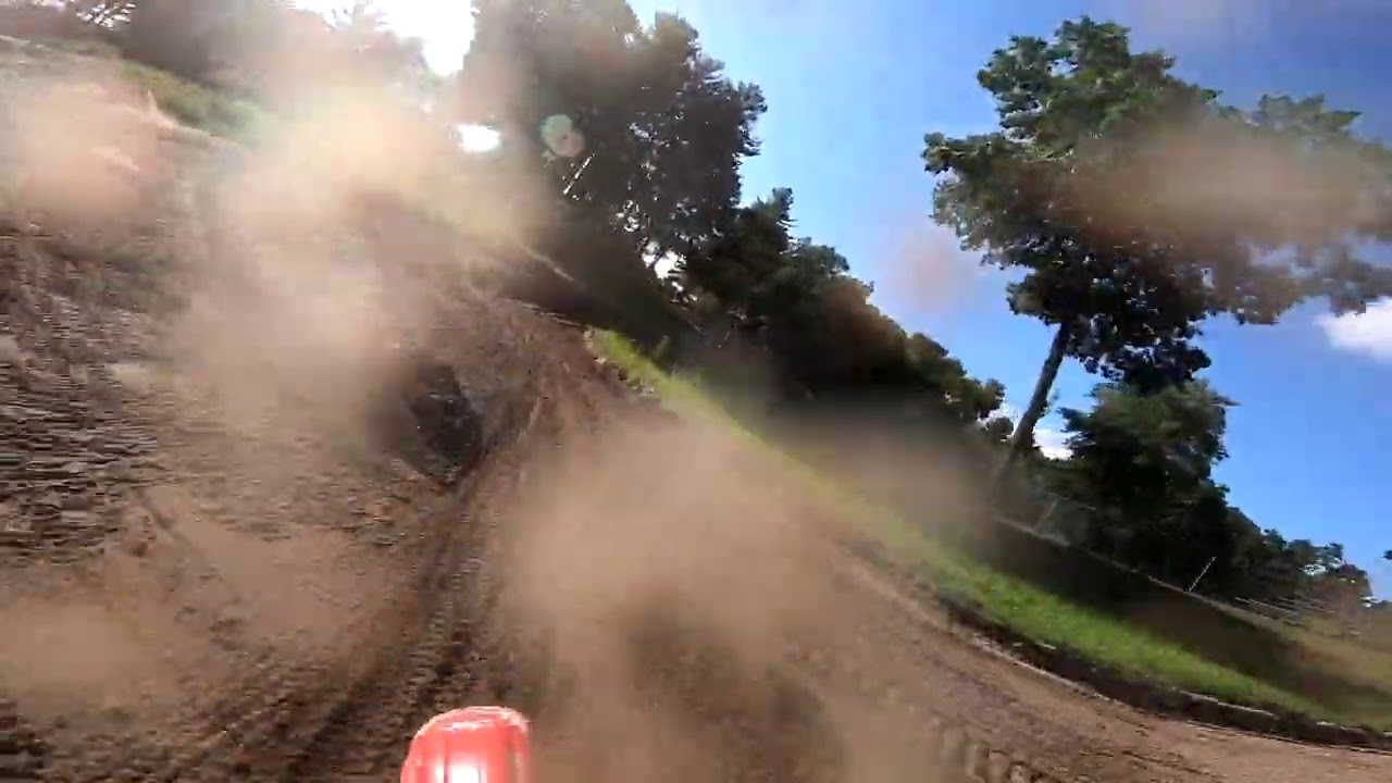 CR500 SHREDDING @ The Wick MX338