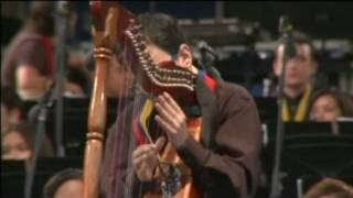 """Fuga con Pajarillo""I Parte Gustavo Dudamel  ""Teresa Carreño"" Youth Symphony Orchestra"