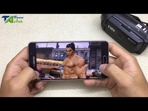 Game đối kháng cực hay trên điện thoại Android