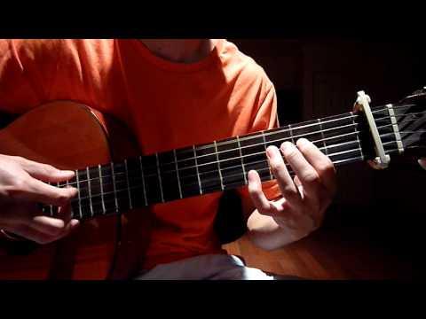 Guitar Cover Terlalu Lama - Vierra