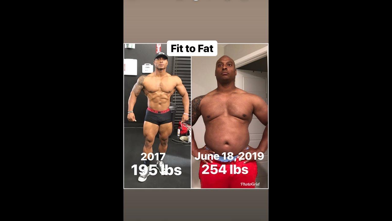 Week 1 Health & Fitness Journey