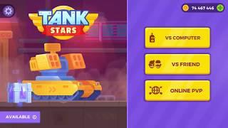"""تحميل Tank Stars""""  MOD APK 1.1""""  مهكرة كلشي للاندرويد والايزو بدون روت 2018HD"""