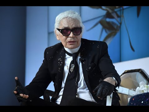 How Karl Lagerfeld Became A Fashion Icon | WWD