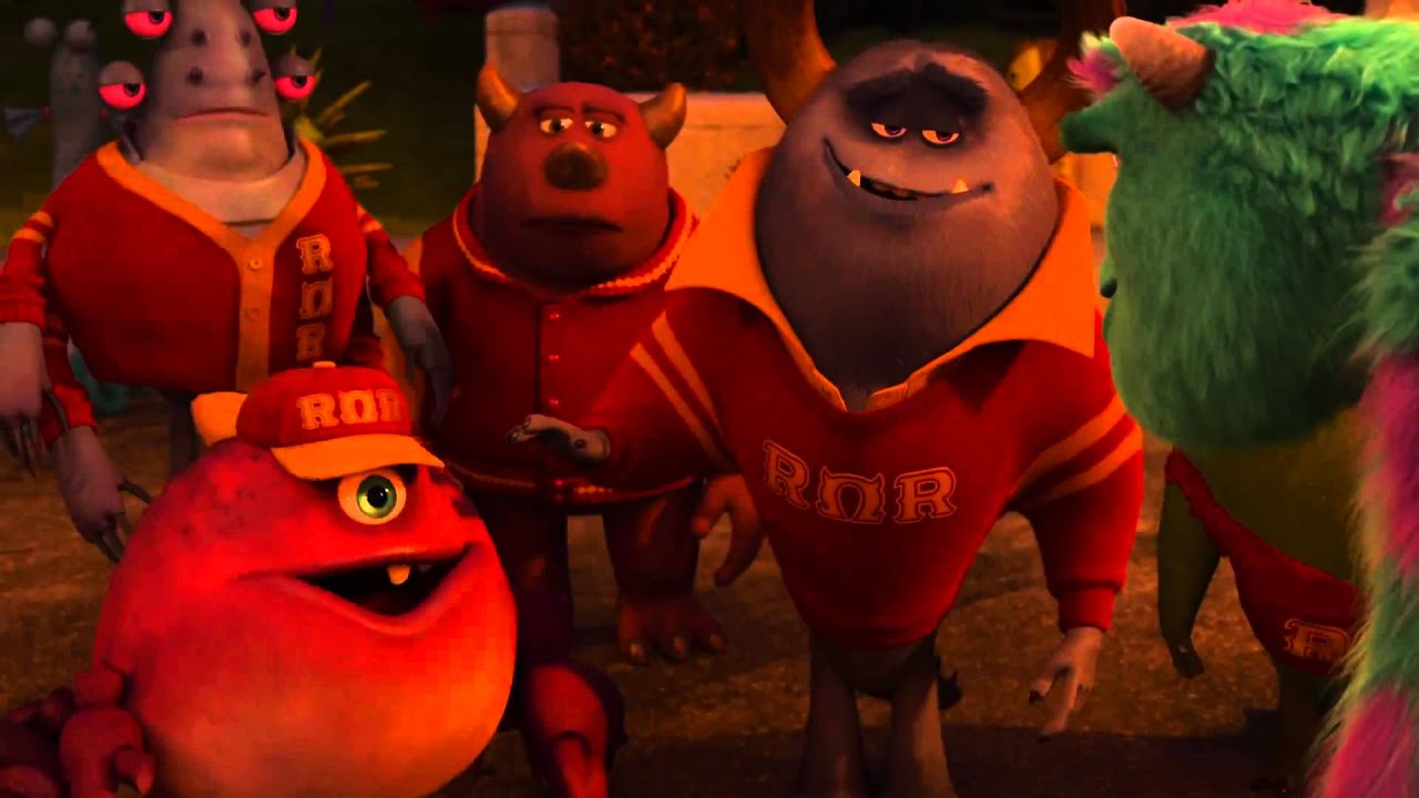Monsters University - Nederlandse trailer 2e versie
