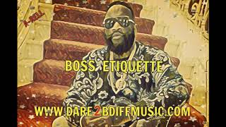 Boss Etiquette Ricky Rose Style Of Instrumental High Quality Instrumental Tracks Hip Hop Type Tracks