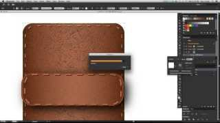 Adobe Illustrator-how To Create Realistic Leather Textures