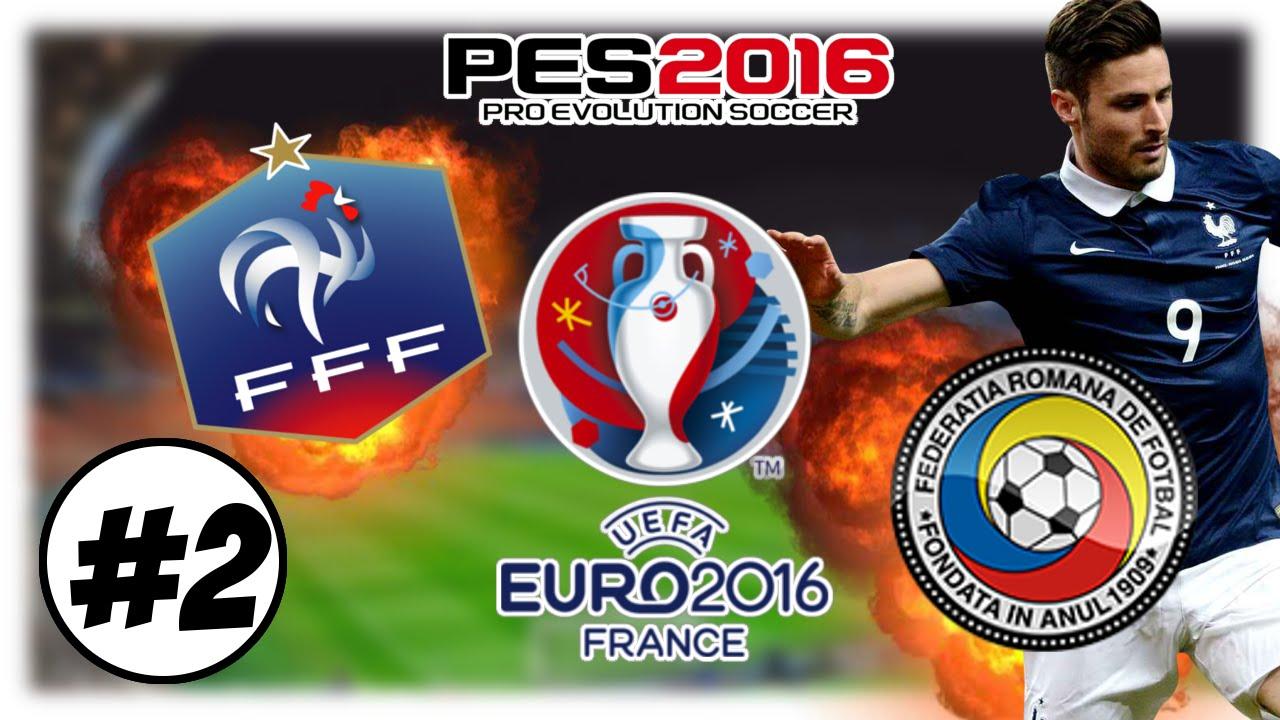 Frankreich Vs Rumänien