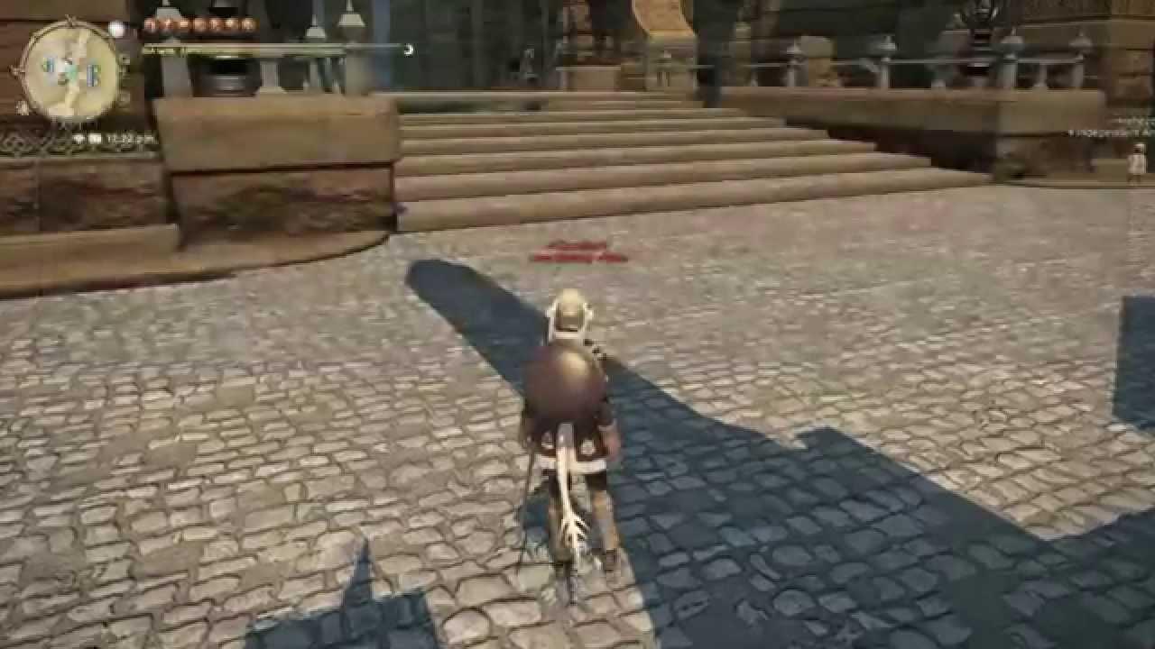 [FFXIV] Gladiator leveling  Road to 60 Paladin