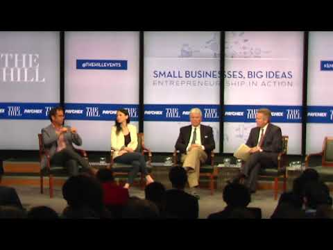 Small Businesses, Big Ideas // Panel Discussion: Venture Capital & Startup Success
