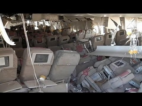 Boeing Crash Victim May Have Been Hit By Ambulance Youtube