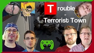 BEST OF DHALUCARD & PIETSMIET #04 | ♠ Trouble in Terrorist Town 🎮 [TTT]