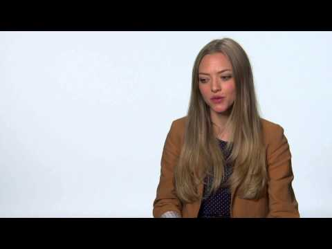 "Ted 2: Amanda Seyfried ""Samantha"" Behind the Scenes Movie Interview"
