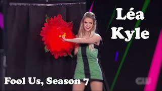 La Kyle performs an insane quick change act on Fool Us, Season 7, Episode 8