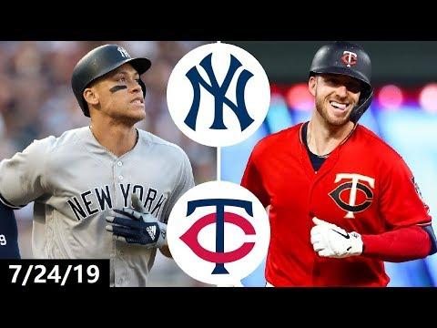 new-york-yankees-vs-minnesota-twins-highlights-|-july-24,-2019-(2019-mlb-season)
