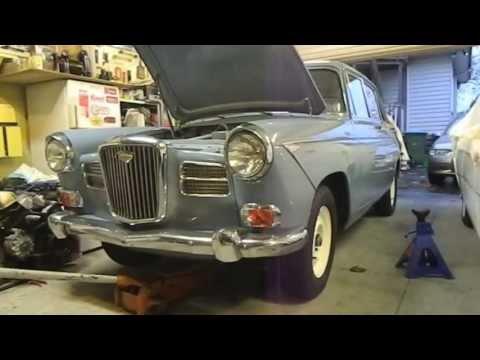 BMC Wolseley Farina 24/80 Restoration FINAL