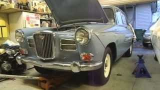 BMC Wolseley Farina 24/80 Restoration FINAL
