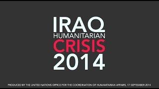 Iraq Humanitarian Crisis 2014