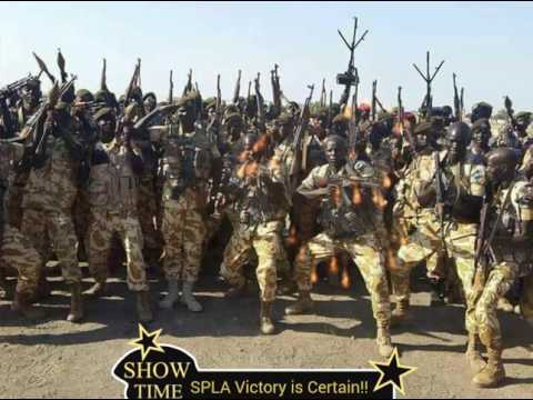 SPLA (South Sudan Armed Forces) Warns Foreign Forces!