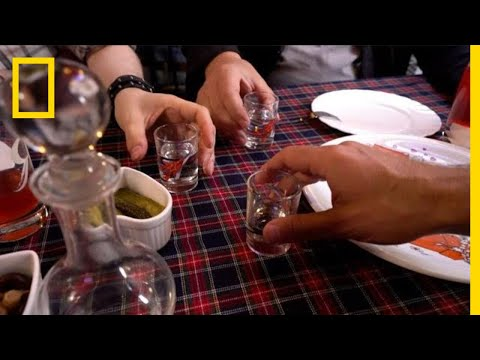 How to Drink Vodka the Russian Way | National Geographic