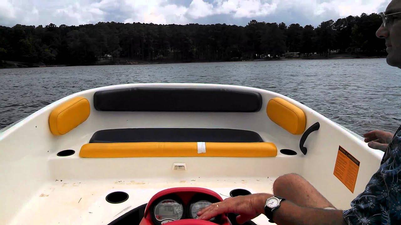 shuttlecraft jet ski boat combo youtube