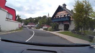 Von Johanngeorgenstadt nach Erlabrunn mit dem Auto
