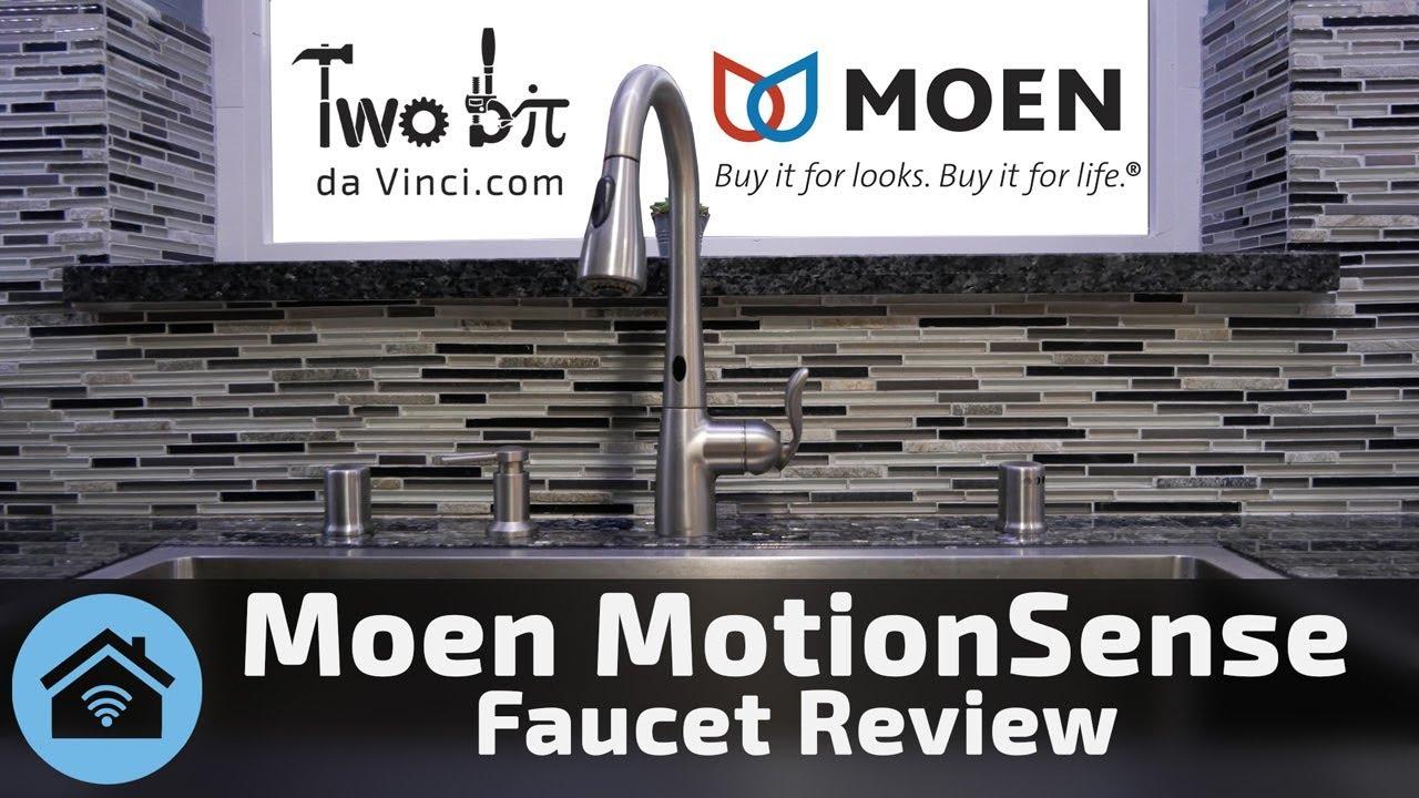moen motionsense faucet review the best touch free kitchen faucet