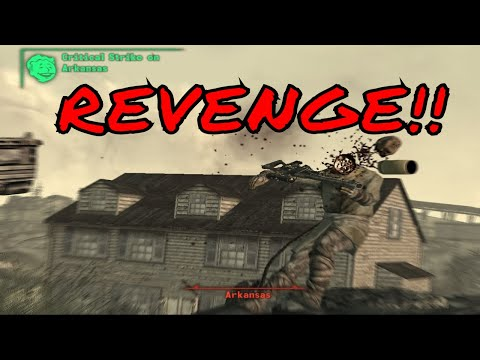 REVENGE ON ARKANSAS! (Fallout 3)