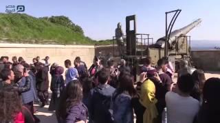 مصر العربية |  إقبال كبير على زيارة غاليبولي عشية إحياء ذكرى شهداء معارك جناق قلعة