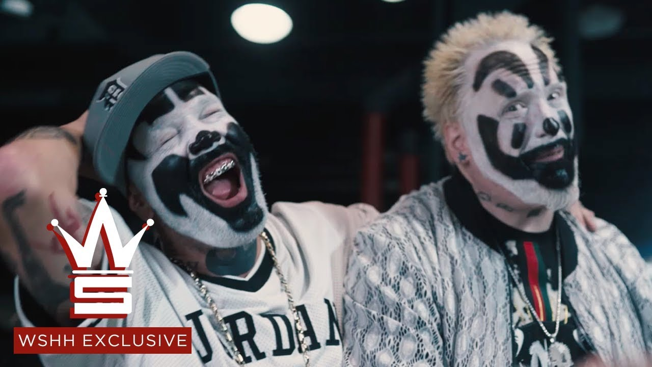 "ICP Psypher ft. DJ Paul, Stitches and more ""8 Ways To Die"" (WSHH Exclusive - Official Music Video)"