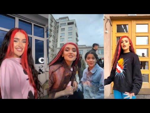 Дина Саева в Tik Tok ~ видео с Диной Саевой ~ Дина Саева с сестрой ~