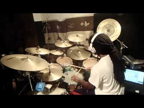 """Drum Cover : """"Scream"""" By Usher (HQ)"""