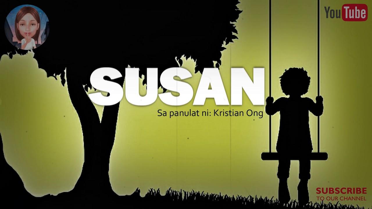 """Download """"Susan"""" w/ ENGLISH SUBTITLE   TAGALOG HORROR STORY   KWENTONG NAKAKAKILABOT"""