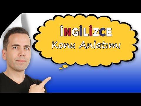 İngilizce Konu Anlatımı