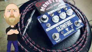 SlowFire Overdrive - Fluff Signature OD Pedal