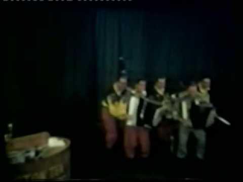 Frankie Yankovic And His Yanks - Polka Medley (Arthur Godfrey  Show)