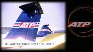 atp flight school piper seminole multi engine aircraft