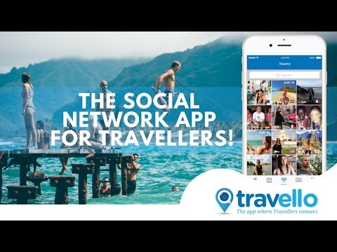 Looking For Travel Inspiration Videos? Use Travello To Connect With Travellers For More Inspiration