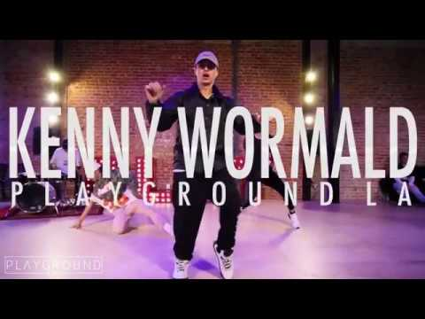 Usher  Revolver  Kenny Wormald Dance Class @theplaygroundla