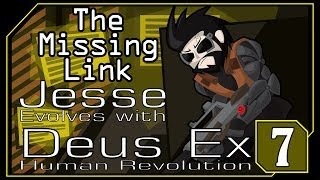 Deus Ex: Human Revolution - The Missing Link (Part 7): Maybe it's Lupus?